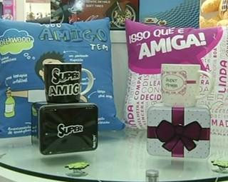 Comércio Dia do Amigos (Foto: Reprodução)