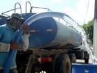 Caminhões-pipa vão abastecer 65 municípios atingidos pela seca no RN