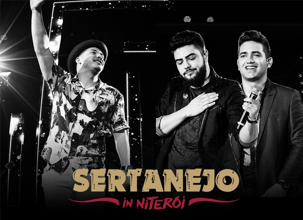 Multishow transmite shows de Henrique e Juliano e Wesley Safado no Sertanejo in Niteri (Foto: Divulgao)