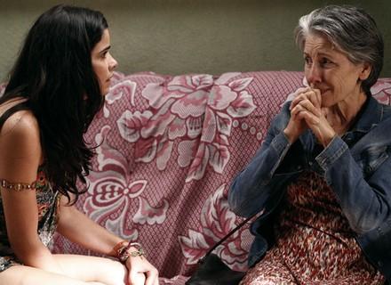 Djanira decide desmascarar Romero para Tóia