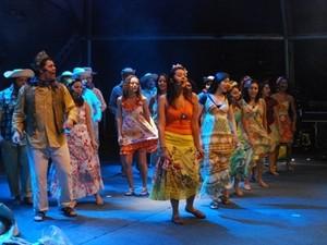 Coral da Fames se apresenta na Universidade Federal do Espírito Santo (Foto: Divulgação/Fames)