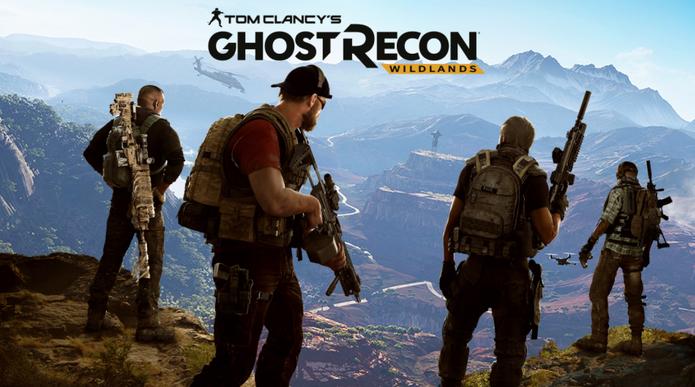 Ghost Recon Wildlands é o grande destaque da semana (Foto: Divulgação/Ubisoft)