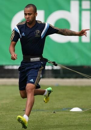 Wesley Palmeiras (Foto: Cesar Greco/Ag Palmeiras/Divulgação)
