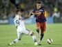 Agente de Adriano pedirá à diretoria do Barcelona para vendê-lo, diz jornal