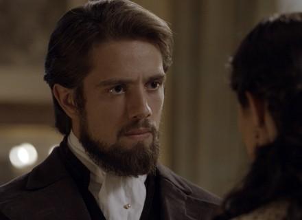 Felipe surpreende Melissa com reação inesperada
