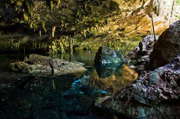 Maior caverna submersa do mundo é descoberta no México (Foto: Guillén Pérez/Reprodução Flickr)
