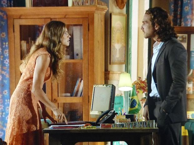"""Alberto: """"Eu escolhi você, mas você não me escolheu. Escolheu Cassiano"""" (Foto: Flor do Caribe/TV Globo)"""