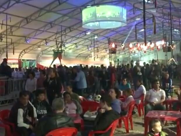 Festa terá renda revertida para entidades assistenciais (Foto: Reprodução/TV Tribuna)
