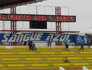 ge osasco x são bento (Foto: Rafaela Gonçalves / GLOBOESPORTE.COM)