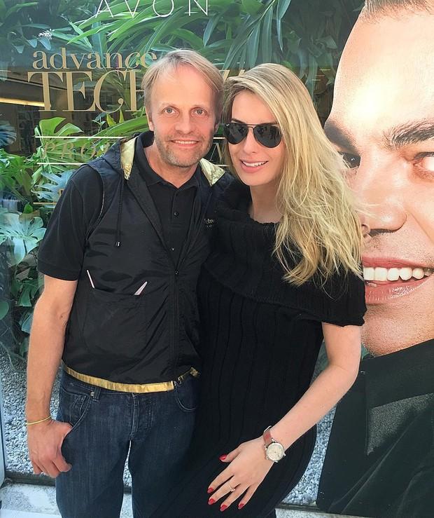 Juha Antero e Fernanda Keulla (Foto: Instagram / Reprodução)