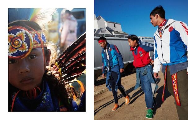Campanha da linha HU, colaboração entre Pharrell Williams e Adidas Originals (Foto: Divulgação)