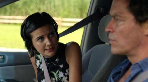 Os problemas com o pai, personagem de Dominic West,  (Foto: Reprodução)