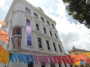 Paço do Frevo comemora, na próxima segunda (9), um ano de existência (Foto: Katherine Coutinho / G1)