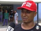 'É muita injustiça', diz pai de menino que levou choque em catraca do BRT