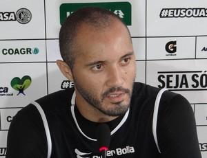 Pedro Henrique, goleiro do ASA (Foto: Leonardo Freire/GloboEsporte.com)