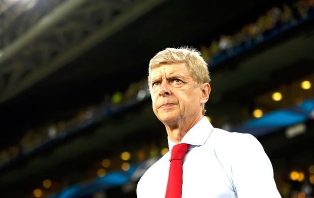 Arsene Wenger Treinador do Arsenal (Foto: Agência Reuters)