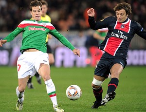 Lugano, PSG x Athletic Bilbao (Foto: Reuters)