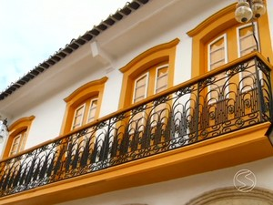 Paraty é tema de série especial da TV Rio Sul - parte 2 (Foto: Reprodução/TV Rio Sul)