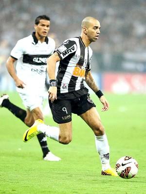 Diego Tardelli jogo Atlético-MG final Libertadores (Foto: Marcos Ribolli / Globoesporte.com)