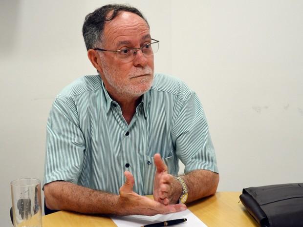 Barjas Negri, prefeito de Piracicaba (Foto: Claudia Assencio/G1)