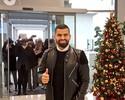 Tomás Rincón chega a Turim para fechar como novo reforço do Juventus