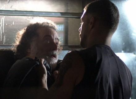 Juliano leva susto ao ficar cara a cara com o fugitivo Zé Maria