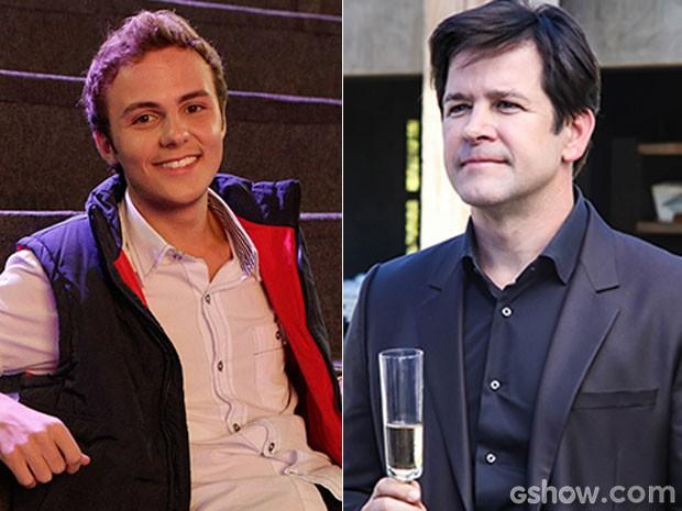 Afinal, Danilo é ou não é sobrinho de Jonas Marra? (Foto: Geração Brasil / TV Globo)