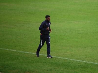 Rafael Carioca Paraná Clube (Foto: Thiago Ribeiro)