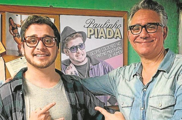 Andrey Lopes e Hubert  (Foto: Divulgação)