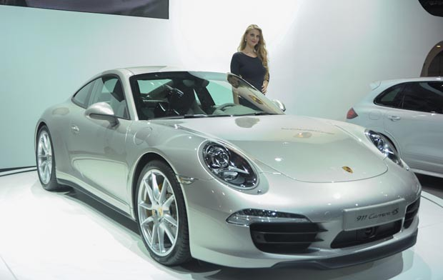 620 911 carrera 4s (Foto: Flavio Moraes/G1)