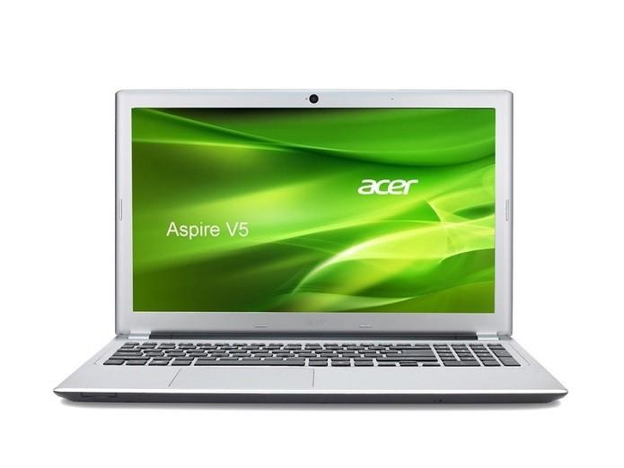 V5 tem tela de 14 polegadas (Foto: Divulgação Acer)
