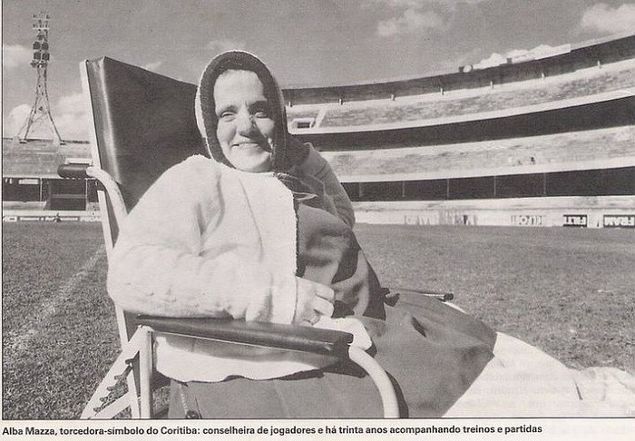 Blog Torcida Coritiba - Dia da Mulher Coritibana