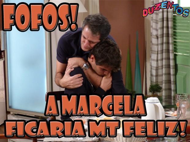 Gil e Lorenzo (Foto: Malhação/ TV Globo)