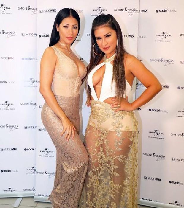 A dupla Simone e Simaria (Foto: Reprodução/Instagram)