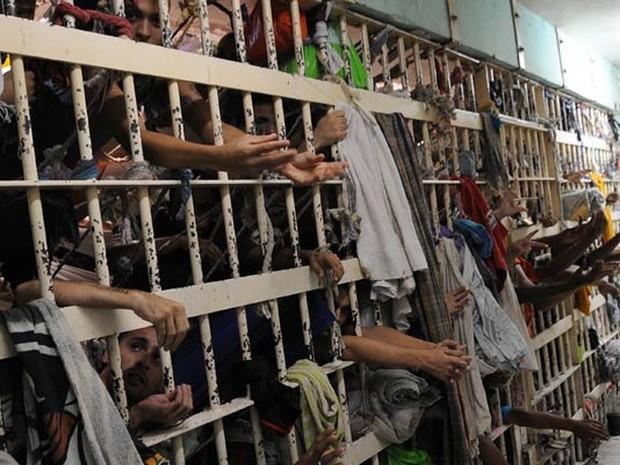 Perfil dos presos tem mudado após a Lei de Drogas, em vigor desde 2006 (Foto: )  (Foto: Wilson Dias/Abr/Arquivo)