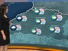 Terça-feira tem previsão de chuva para todas as regiões do RS
