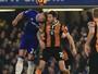 Com experiência, Cech deseja sorte a meia do Hull City que fraturou o crânio