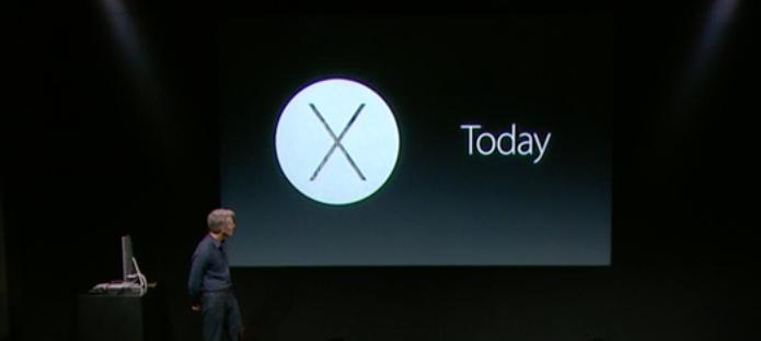 OS X Yosemite chega hoje a todos os computadores por meio da Apple App Store (Foto: Reprodução/Apple)