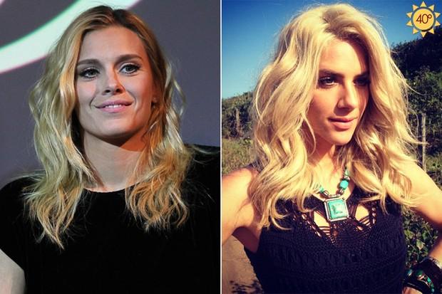 Carolina Dieckmann e Giovanna Ewbank (Foto: Manuela Scarpa/Photo Rio News | Instagram)
