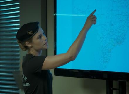 Jeiza prepara equipe para operação policial