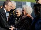 Ban Ki-moon se reúne com Avós da Praça de Maio em Buenos Aires