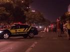 Idosa morre atropelada em faixa de pedestres de Taguatinga, no DF