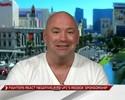 Dana defende acordo com Reebok e cutuca Brendan Schaub por críticas
