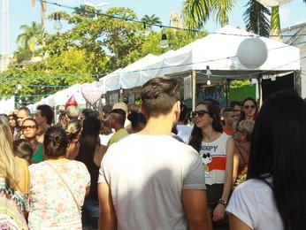 Feira da Cidade acontece no Centro Histórico de Salvador dias 28 e 29 (Igor Correia/Divulgação)