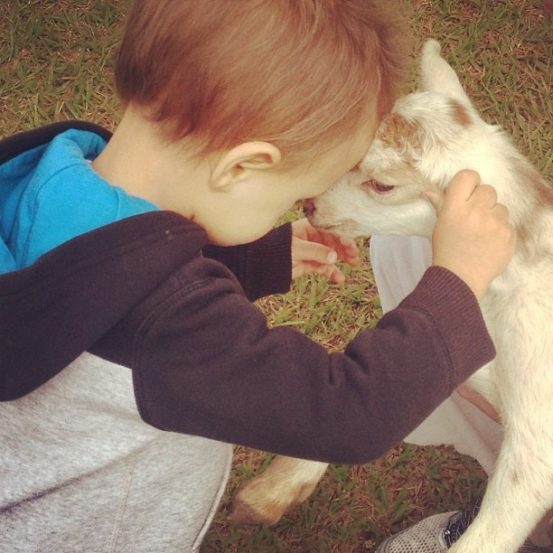 Filho de Eliana (Foto: Instagram / Reprodução)