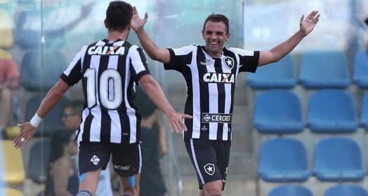 início animador (Twitter do Botafogo)