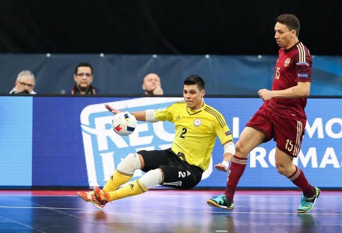 96922e6f27 Futsal globalizado  Mundial terá 25 brasileiros defendendo outros países