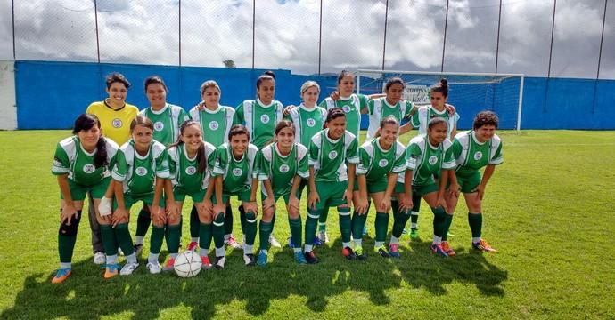 Time feminino da Liga Desportiva Caruaruense (LDC) (Foto: Divulgação / LDC)