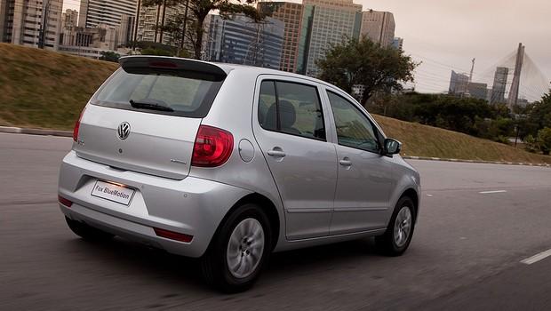 Volkswagen Fox 1.0 BlueMotion 2014 (Foto: Divulgação)