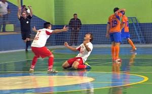 Copa Morena de futsal 2014 (Foto: Reprodução/TV Morena)